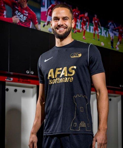 Le nouveau maillot spécial de l'AZ Alkmaar