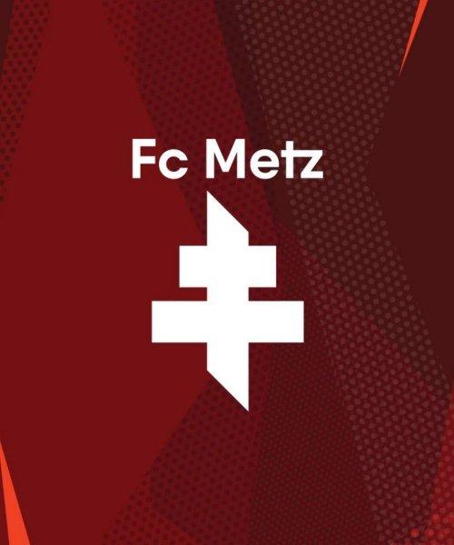 Le nouveau logo du FC Metz !