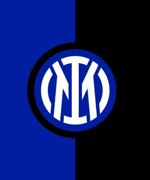 Le nouveau blason de l'Inter Milan !