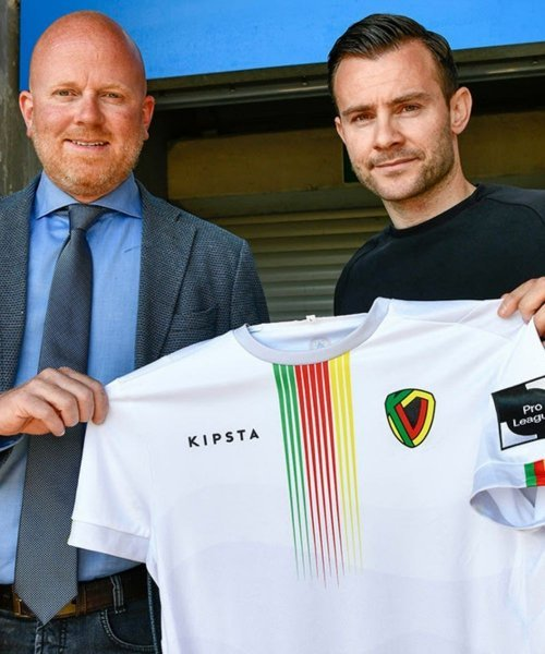 Le nouveau logo du KV Ostende !