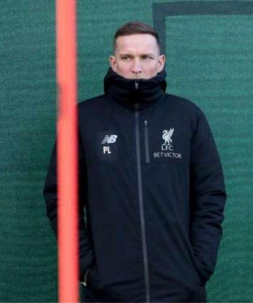 Pep Lijnders, l'entraîneur adjoint de Jürgen Klopp à Liverpool