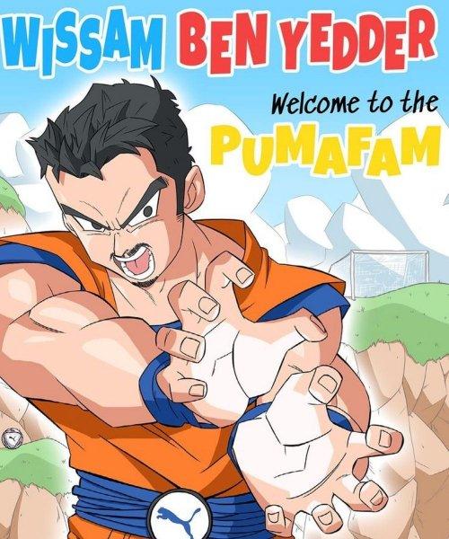 Wissam Ben Yedder rejoint la famille Puma !