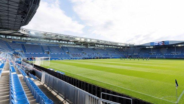 Le stade du Deportivo Alavés