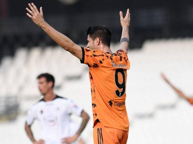 Álvaro Morata 2021