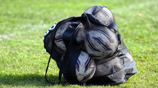 Ballons de foot illustration