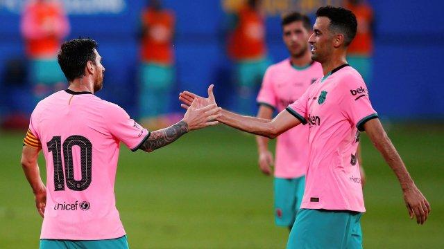 Lionel Messi 2021 2