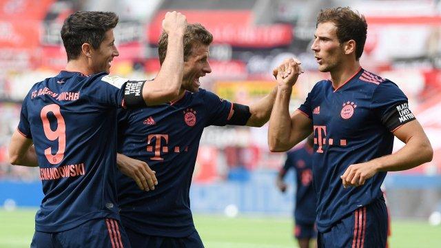 La Bayern Munich accueille l'Eintracht Francfort à l'occasion de la seconde demi-finale de Coupe d'Allemagne.