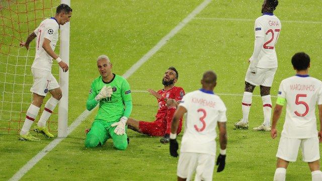 Bayern Munich PSG