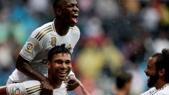 Casemiro es imprescindible en el Real Madrid
