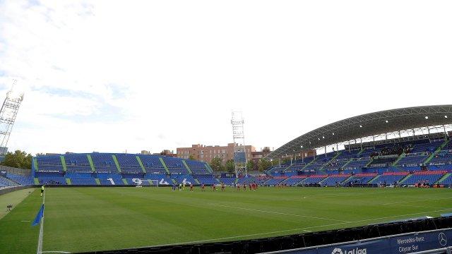 Le Coliseum Alfonso Pérez de Getafe
