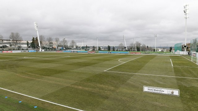 Valdebebas, le centre d'entraînement du Real Madrid