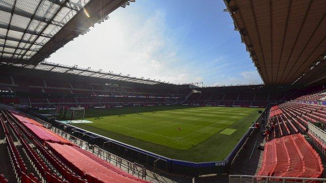 Le Riverside Stadium de Middlesbrough