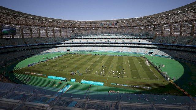 Le Stade Olympique de Bakou