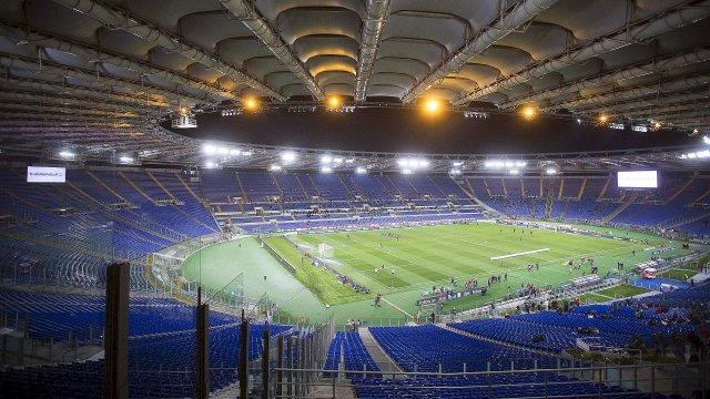 Le Stadio Olimpico de Rome
