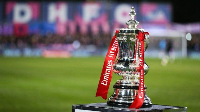 FA Cup Trophée