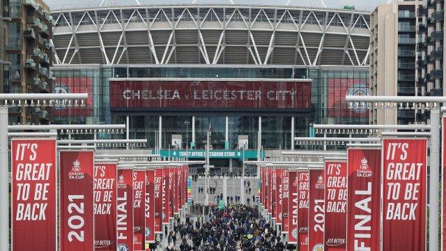 Ce samedi, le stade londonien accueillera 21 000 spectateurs pour cette finale de Cup.