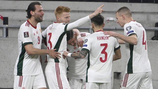 La Hongrie, adversaire de la France à l'Euro, bloque face à l'Irlande lors de son dernier match de préparation