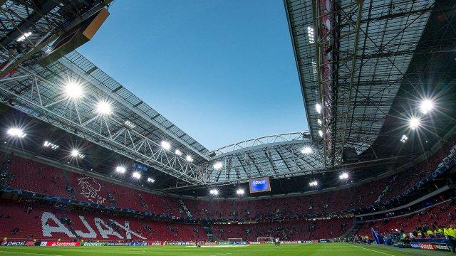 La Johan Cruijff Arena, le stade de l'Ajax Amsterdam et des Pays-Bas