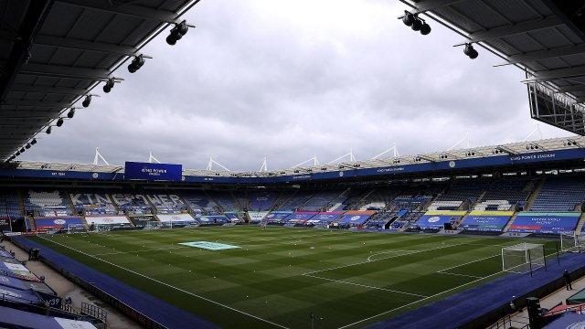 Le stade de Leicester, le King Power Stadium