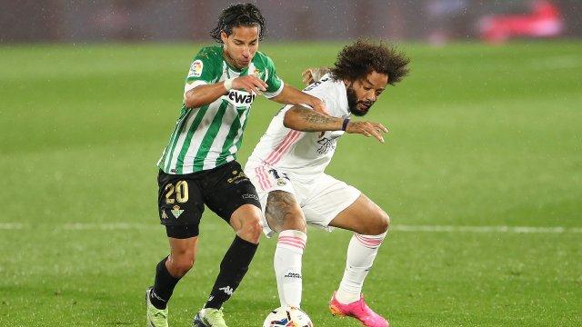 Diego Lainez et Marcelo
