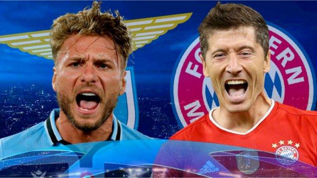 Les compos probables de Lazio-Bayern