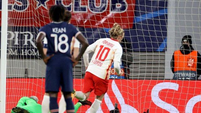 Emil Forsberg donne la victoire au RB Leipzig face au PSG
