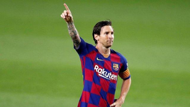 Lionel Messi 1920