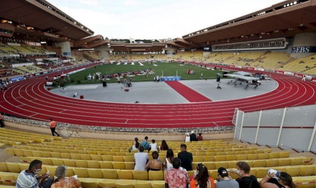 Le Stade Louis II de l'AS Monaco
