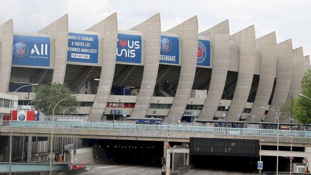 Le Parc des Princes, le stade du Paris Saint-Germain