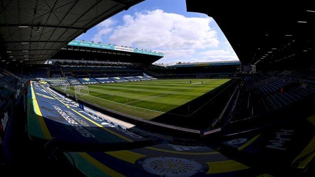 Elland Road, le stade de Leeds United