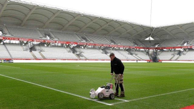 Le Stade Auguste Delaune de Reims