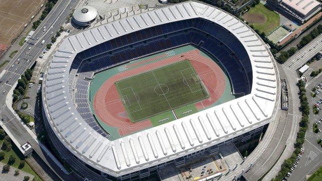 Le Nissan Stadium de Yokohama