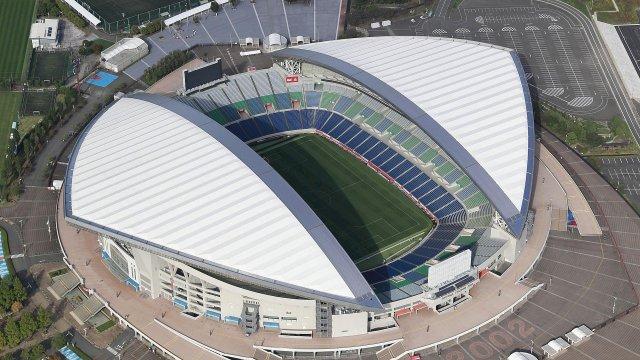 Saitama Stadium au Japon