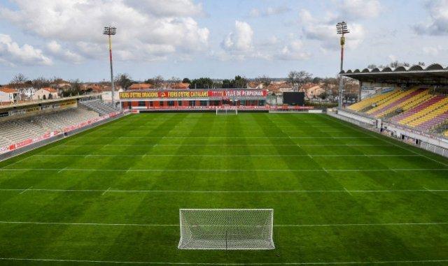 Le Stade Gilbert Brutus de Perpignan
