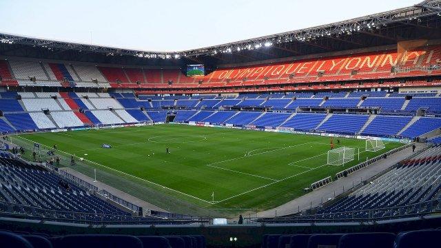 Le Groupama Stadium de l'Olympique Lyonnais