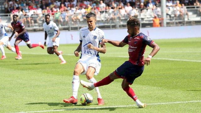 Clermont a battu Troyes