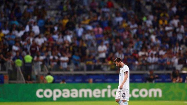 Argentine Lionel Andrés Messi Cuccittini