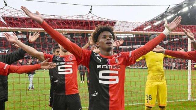 Stade Rennais FC Yann Gboho