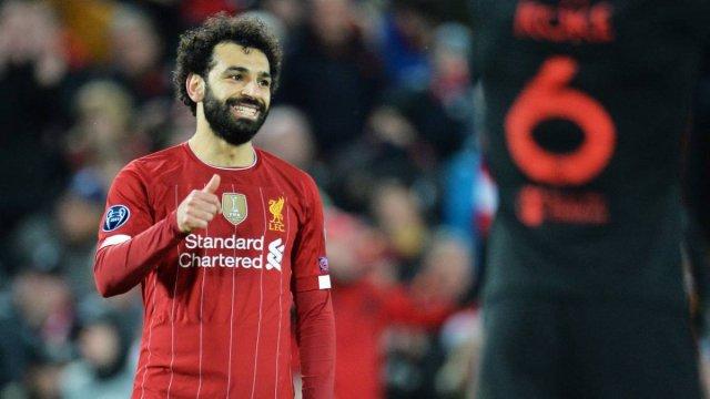 Mohamed Salah 1920