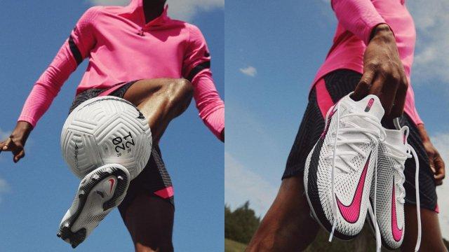 Nike réinvente le toucher de balle avec la Phantom GT