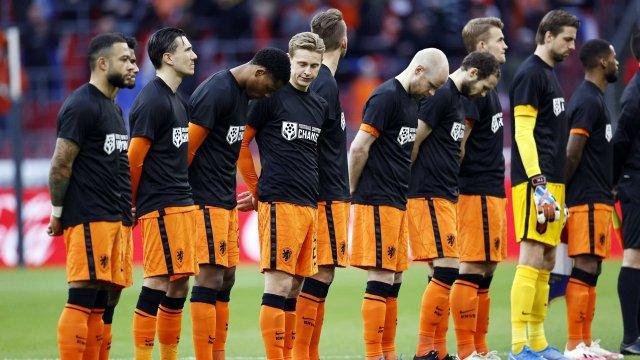Pays-Bas Team 2021