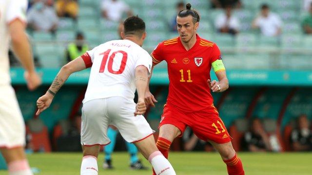Gareth Bale Granit Xhaka