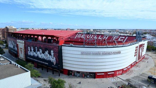 Estadio Sanchez Pizjuan