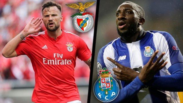 Les compos probables de Benfica-Porto