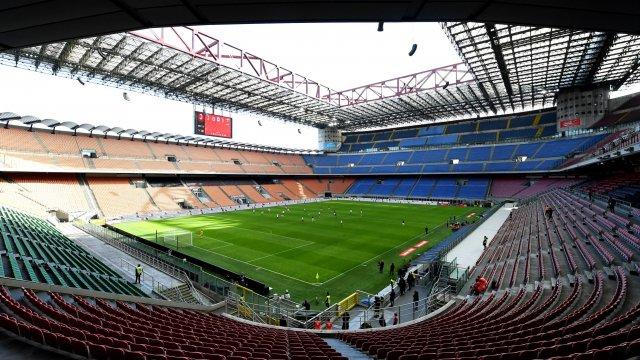 San Siro, le stade de l'AC Milan et de l'Inter