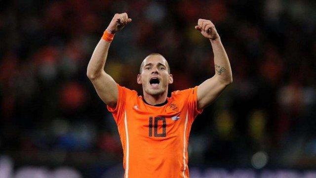 Wesley Sneijder 1920