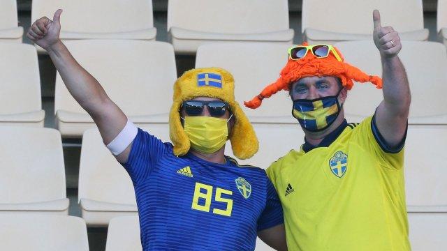 Fans Suède Euro