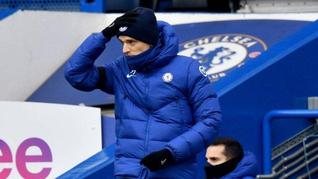 Thomas Tuchel 2021 Chelsea