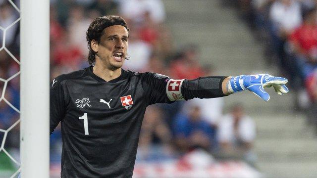 Yann Sommer est infranchissable face à l'Italie.
