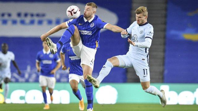 Werner a provoqué un penalty